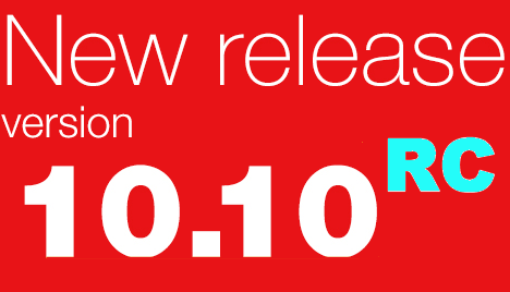 Open Inventor 10.10 Release Candidate