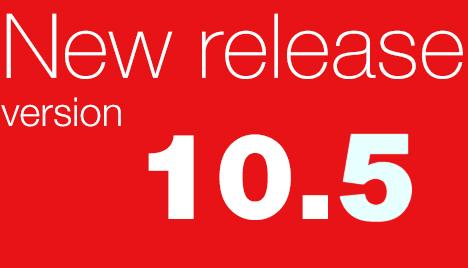 Open Inventor Toolkit 10.5 released!