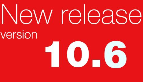 Open Inventor Tookit 10.6 released!