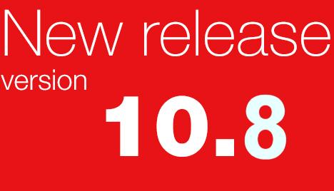 Open Inventor 10.8 released!