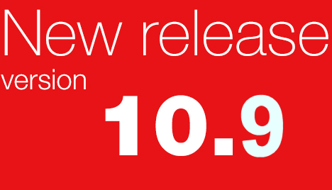 Open Inventor 10.9 Released!