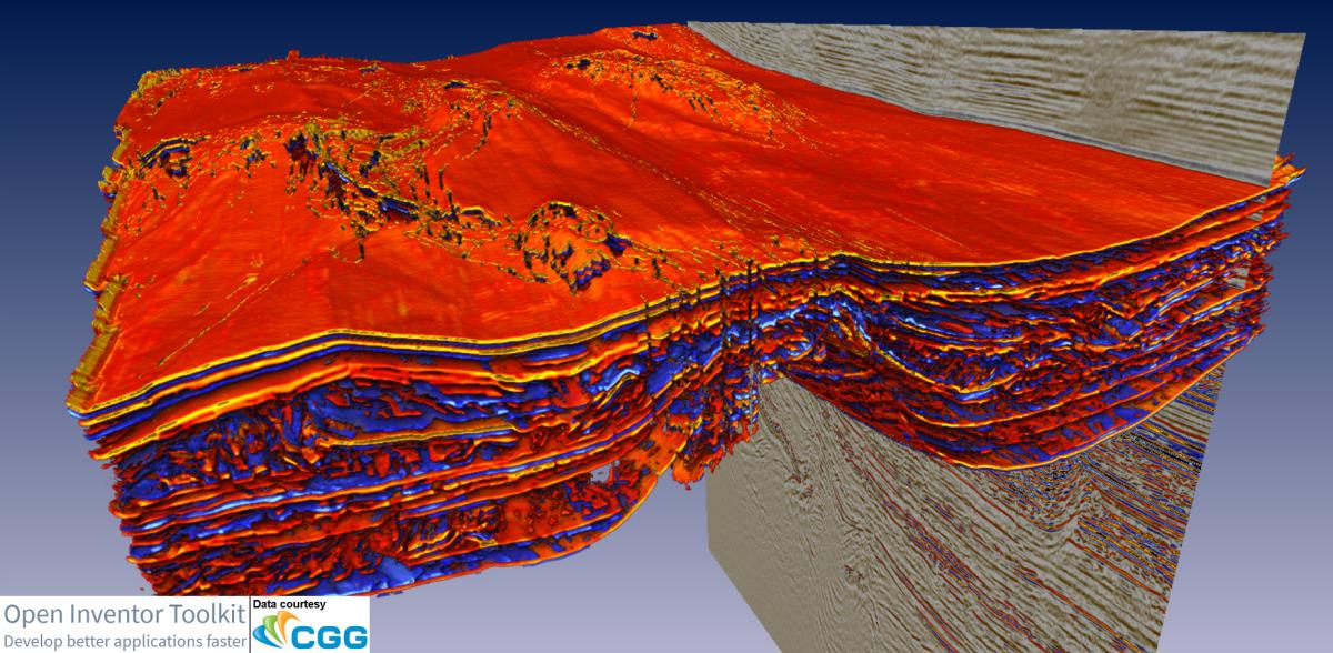 Seismic Horizon Probe