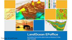EPoffice integrated E&P software (LandOcean)
