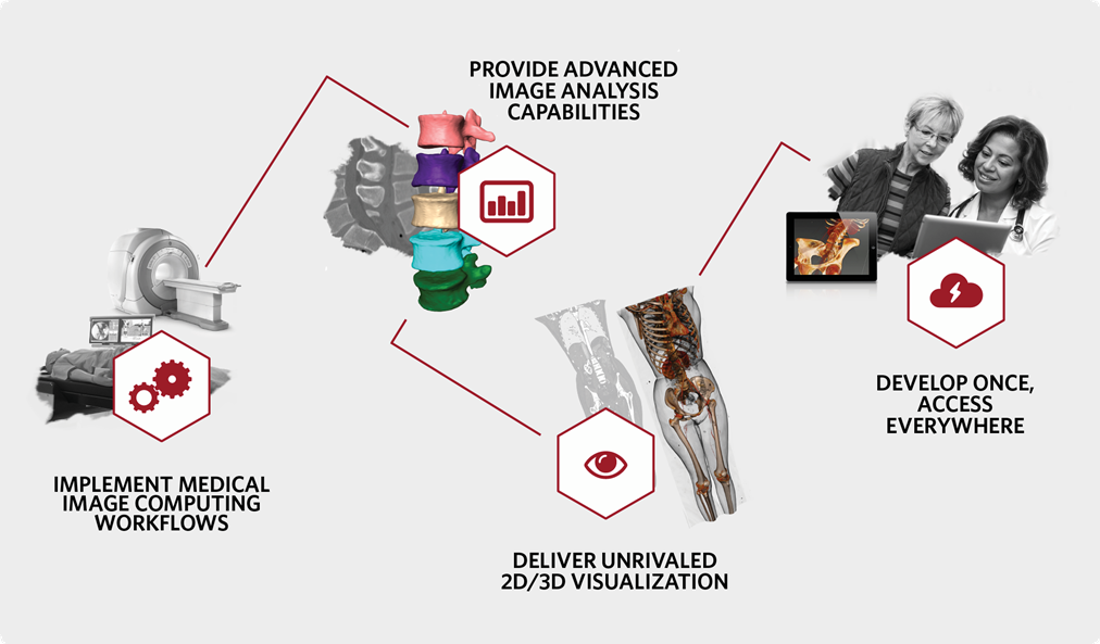 Open Inventor Medical Edition 2D & 3D medical SDK