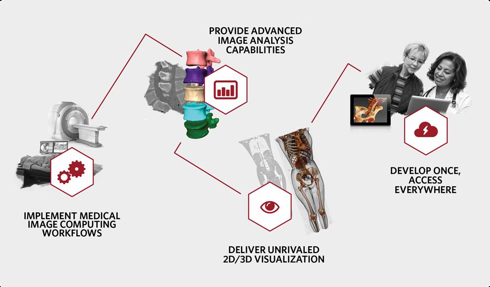 Open Inventor Medical Edition 2D & 3D medical SDK