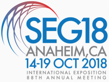 Open Inventor Toolkit at SEG 2018