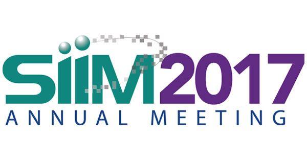 SIIM 2017 - Open Inventor 3D SDK for medical and dental