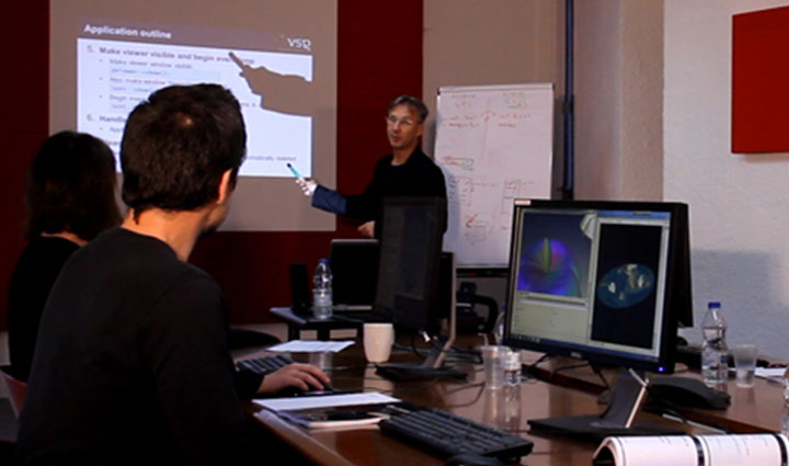Training | Develop your Open Inventor skills | Bordeaux, Dec 2015