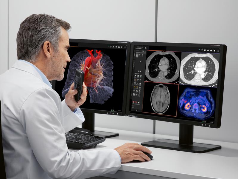 syngo.via : Advanced medical visualization (Siemens Healthineers)